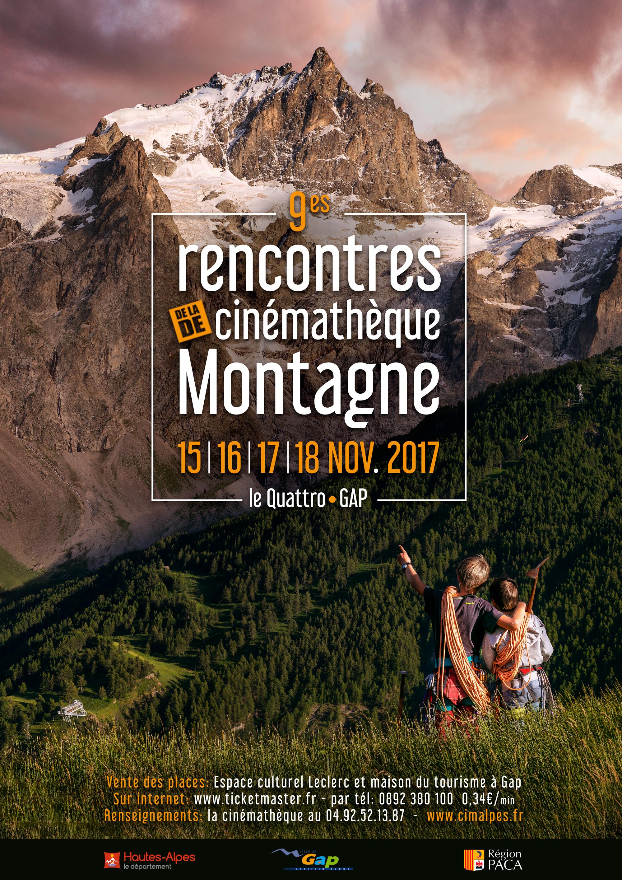 Rencontre film montagne grenoble 2018