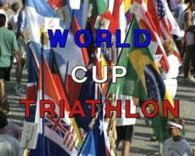 World cup triathlon à Embrun