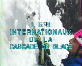 Internationaux de la cascade de glace (Les)